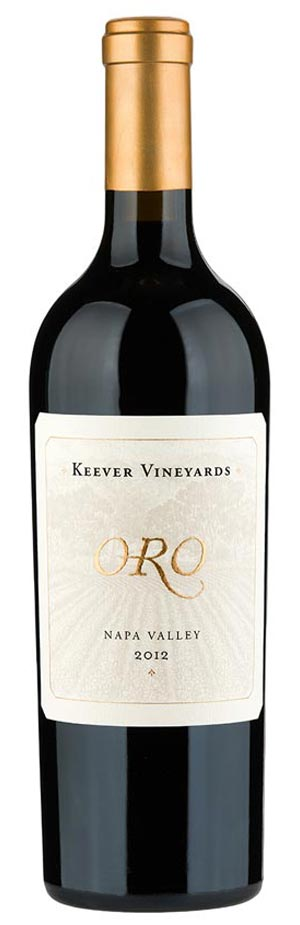 Oro Cabernet Sauvignon by Keever Vineyards