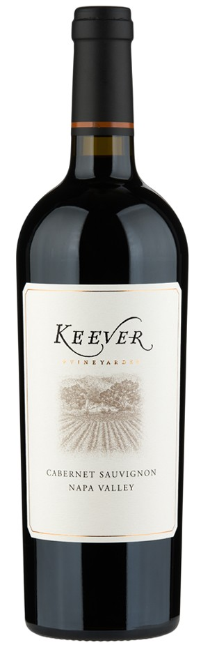 Cabernet Sauvignon by Keever Vineyards