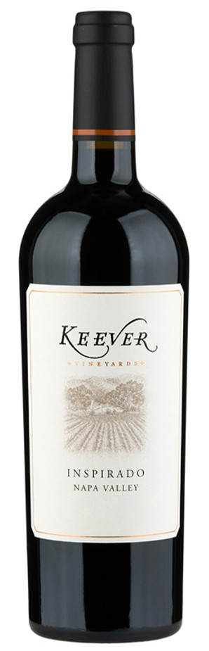 Inspirado Red Wine by Keever Vineyards