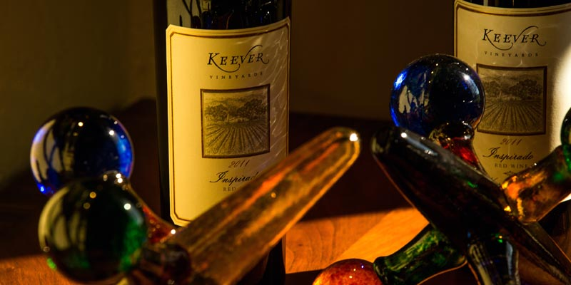 Join the Keever Vineyards Connoisseur Wine Society Club