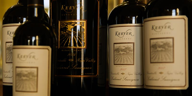 Join the Keever Vineyards Master of Wine Club
