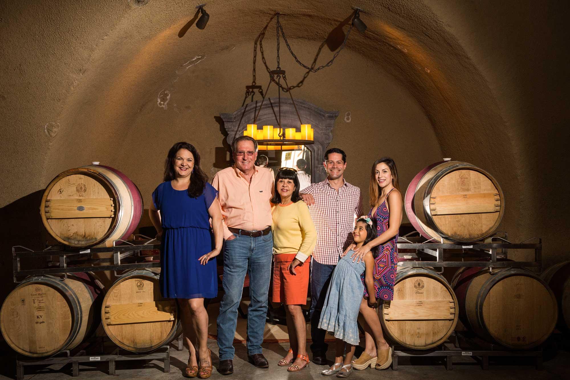 The Keever Family Winery Napa Valley