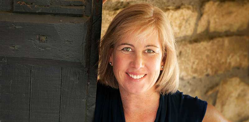 Celia Welch - Winemaker at Keever Vineyards in Yountville, California